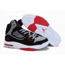 chaussures Air Jordan Flight 23 RST noir gris blanc rouge