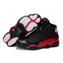 air jordan retro 13 bred 2013 noir rouge