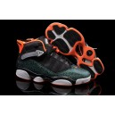 nike air Jordan six Rings Elephant noir orange