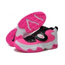 Nike Air Mission gs taille rose blanc noir
