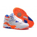 Ewing Athletics Guard blanc orange bleu