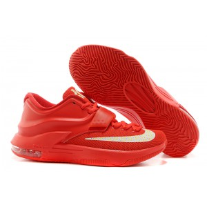 Nike KD7 global game rouge pas cher