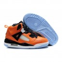 air jordan spizike knicks orange noir pour enfant